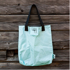 Light blue Shopper Bag